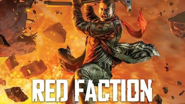 Red faction guerrilla re mars tered edition recensione xbox one