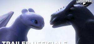 Dragon Trainer: Il Mondo Nascosto - Trailer ufficiale