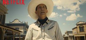 La Ballata di Buster Scruggs - Trailer ufficiale