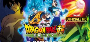 Dragon Ball Super: Broly - Trailer ufficiale