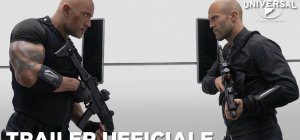 Fast & Furious - Hobbs & Shaw - Secondo trailer