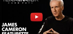 Terminator: Dark Fate - James Cameron Featurette