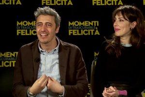 Momenti di trascurabile felicità - Intervista a Pif e Thony