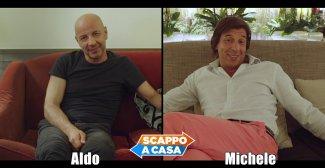 Scappo a casa - Esclusiva: L'intervista doppia ad Aldo e Michele