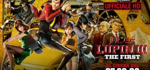 Lupin III - The First - Trailer ufficiale
