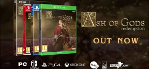 Ash of Gods: Redemption - Trailer ufficiale