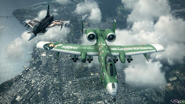 Ace Combat 6: Fires Of Liberation - Immagine 3234