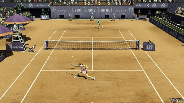 Smash Court Tennis 3 immagine 4450