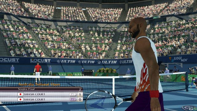 Smash Court Tennis 3 immagine 4456
