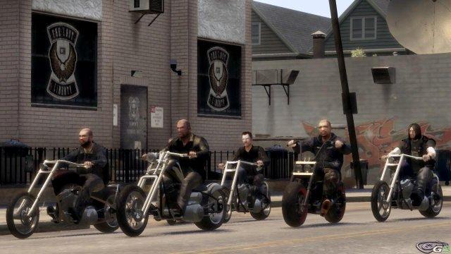 Grand Theft Auto IV immagine 8390