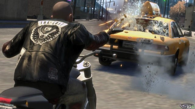 Grand Theft Auto IV immagine 8392