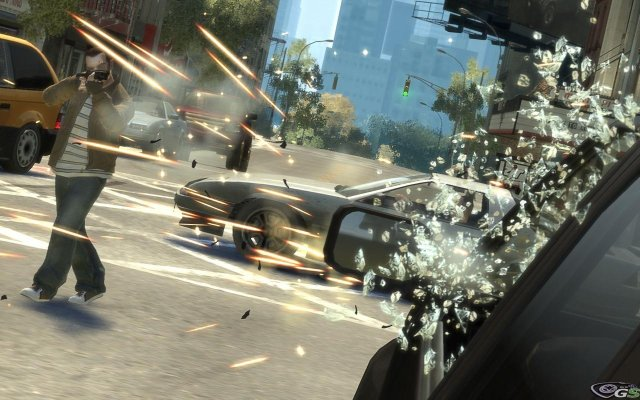 Grand Theft Auto IV immagine 4395