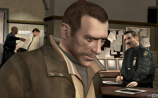 Grand Theft Auto IV immagine 4396
