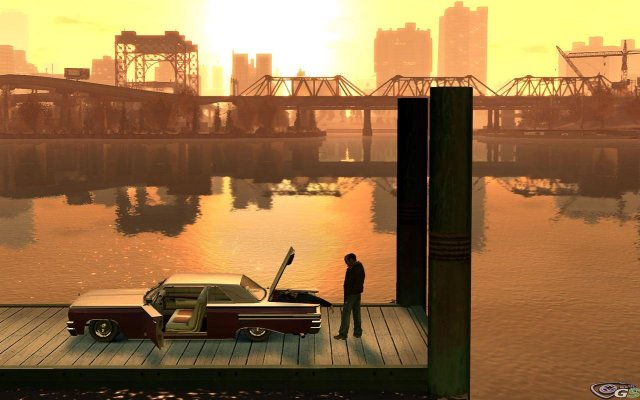 Grand Theft Auto IV immagine 4397