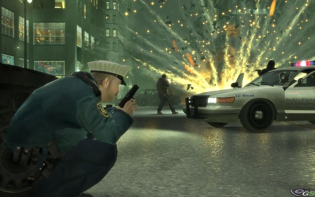 Grand Theft Auto IV immagine 4398