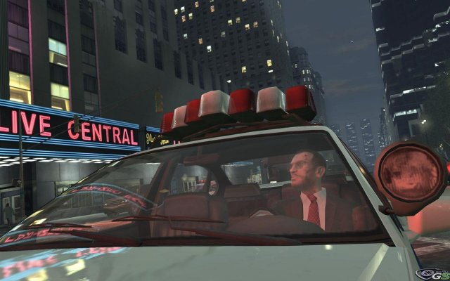 Grand Theft Auto IV immagine 4400