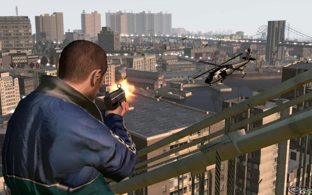 Grand Theft Auto IV immagine 4401