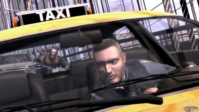 Grand Theft Auto IV immagine 4402