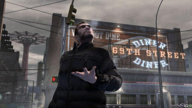 Grand Theft Auto IV immagine 4404