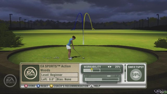Tiger Woods PGA Tour 09 immagine 3