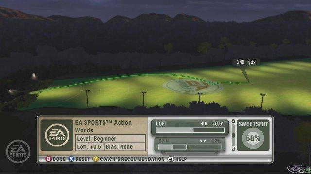 Tiger Woods PGA Tour 09 immagine 4