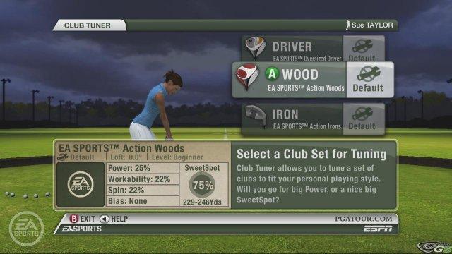 Tiger Woods PGA Tour 09 immagine 7
