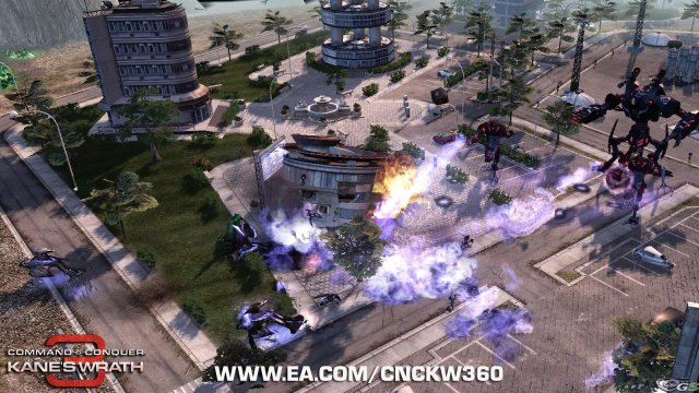 Command & Conquer 3: Kane's Wrath immagine 68