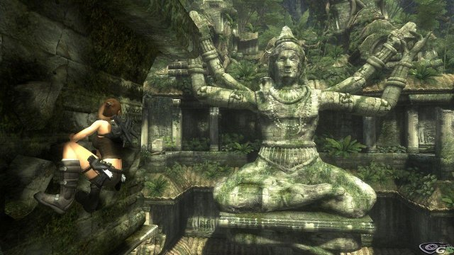 Tomb Raider: Underworld immagine 3544