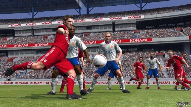 Pro Evolution Soccer 2009 immagine 5988