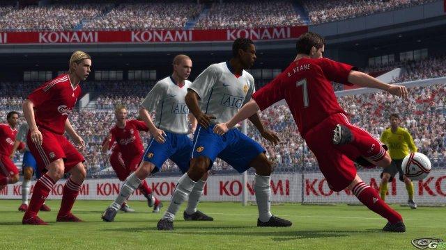 Pro Evolution Soccer 2009 immagine 5997