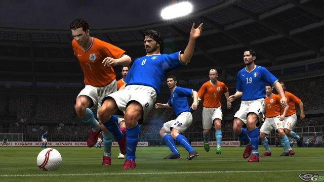 Pro Evolution Soccer 2009 immagine 6000