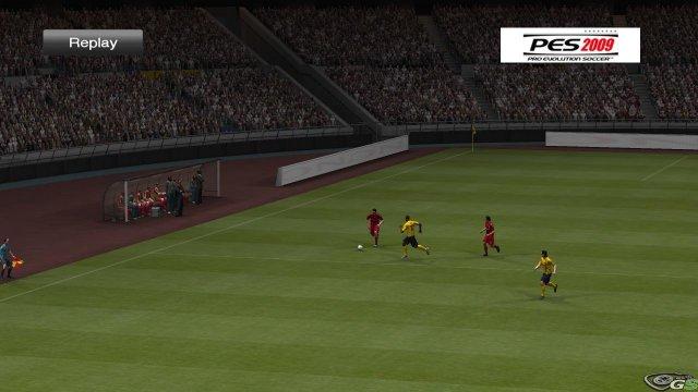 Pro Evolution Soccer 2009 - Immagine 28 di 132