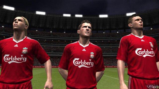 Pro Evolution Soccer 2009 - Immagine 19 di 132