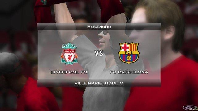 Pro Evolution Soccer 2009 - Immagine 17 di 132