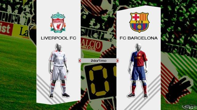 Pro Evolution Soccer 2009 immagine 6472