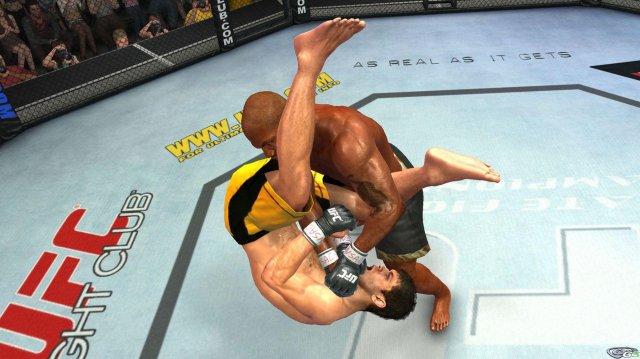 UFC 2009: Undisputed immagine 670