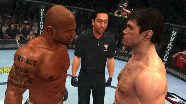 UFC 2009: Undisputed immagine 683