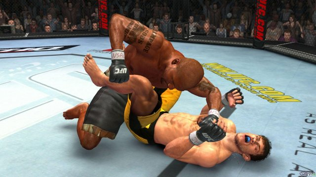 UFC 2009: Undisputed immagine 686