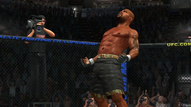 UFC 2009: Undisputed immagine 687