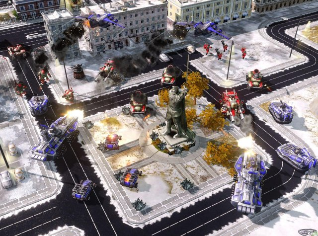 Command & Conquer: Red Alert 3 immagine 3566