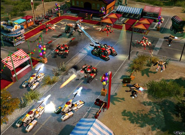 Command & Conquer: Red Alert 3 immagine 3568