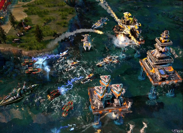 Command & Conquer: Red Alert 3 immagine 3571