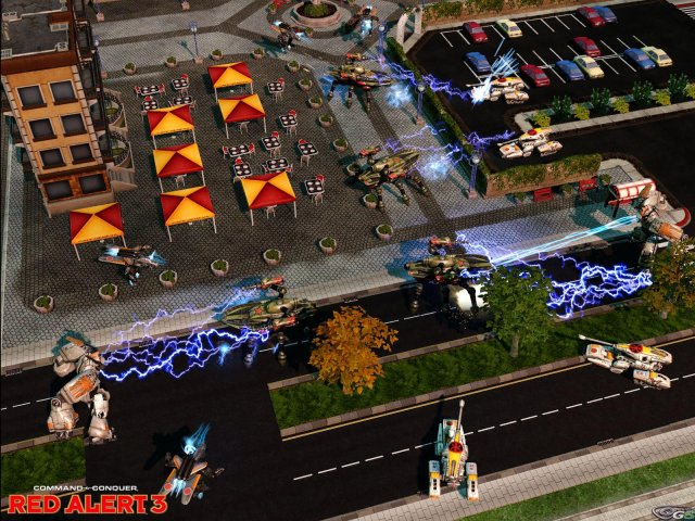Command & Conquer: Red Alert 3 immagine 1911