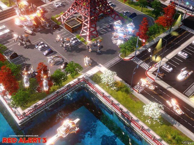 Command & Conquer: Red Alert 3 immagine 1913