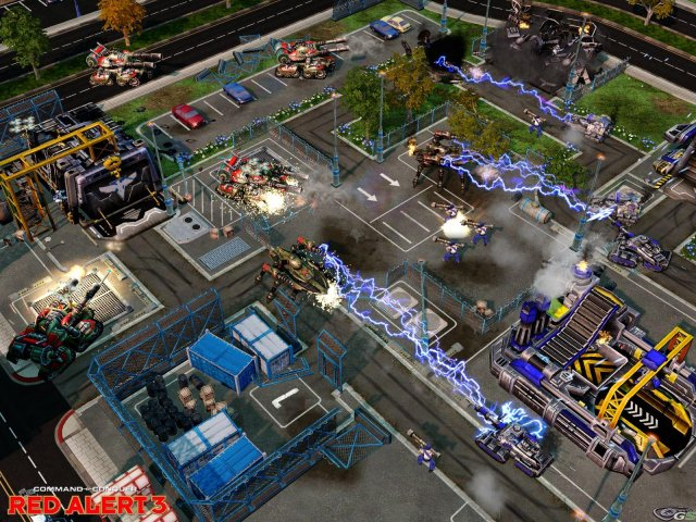 Command & Conquer: Red Alert 3 immagine 1919
