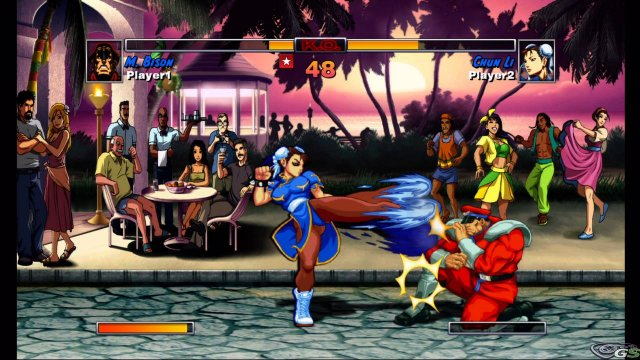 Super Street Fighter II Turbo HD Remix immagine 7586
