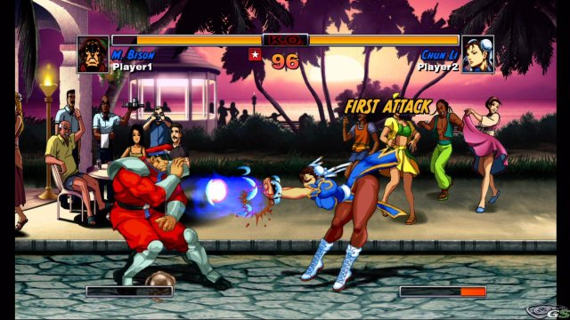 Super Street Fighter II Turbo HD Remix immagine 7588