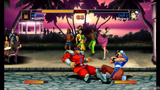Super Street Fighter II Turbo HD Remix immagine 7589