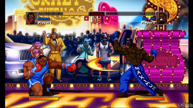Super Street Fighter II Turbo HD Remix immagine 7591