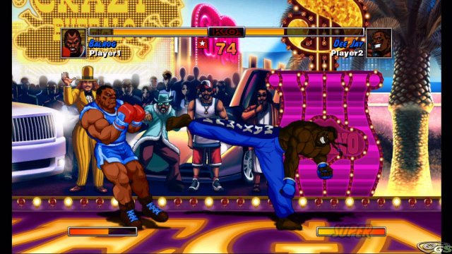 Super Street Fighter II Turbo HD Remix immagine 7592
